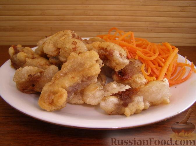 Рецепт Поджарка из свинины