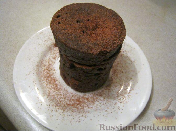Рецепт Кекс в микроволновке