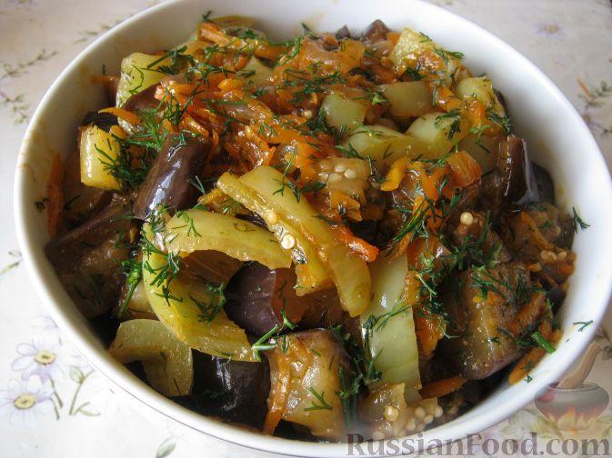 Пп блюда из баклажанов рецепты с фото