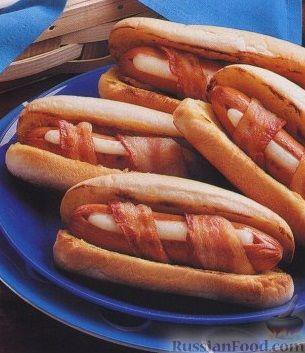 Рецепт Необычные хот-доги