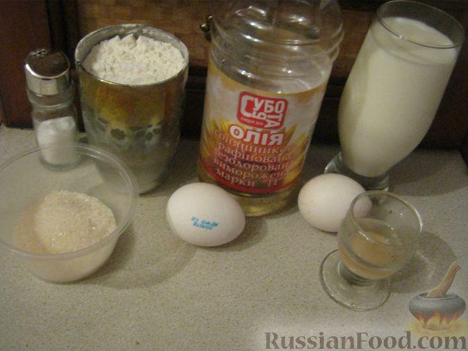 Как приготовить блины тоненькие на молоке