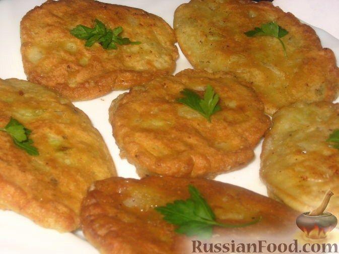 Рецепт Капустные оладьи