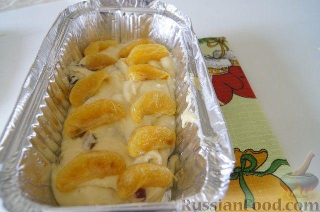 Фото приготовления рецепта: Быстрый рождественский кекс - шаг №6