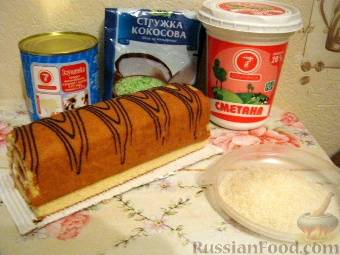 Фото приготовления рецепта: Овсяный крамбл с мандаринами - шаг №4