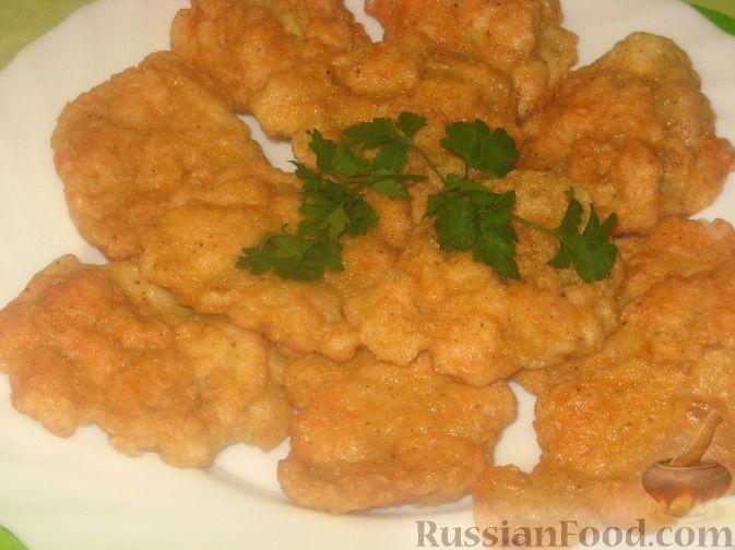 Рецепт Куриные рубленые биточки