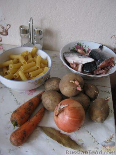 суп из лосося рецепт приготовления