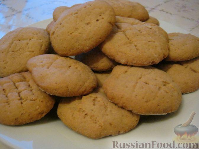 рецепт печенья с добовлением огуречного росола