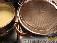 Фото приготовления рецепта: Суп-пюре из шампиньонов - шаг №12
