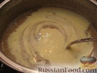 Фото приготовления рецепта: Суп-пюре из шампиньонов - шаг №13