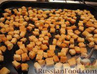 Фото приготовления рецепта: Суп-пюре из шампиньонов - шаг №16