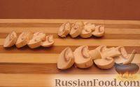 Фото приготовления рецепта: Суп-пюре из шампиньонов - шаг №15