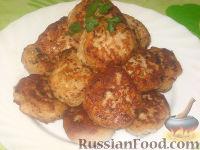 Фото к рецепту: Котлеты домашние из курицы