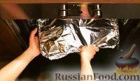 Фото приготовления рецепта: Курица, запеченная целиком - шаг №5