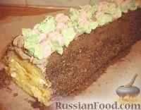 "Фото к рецепту: Торт ""Сказка"""