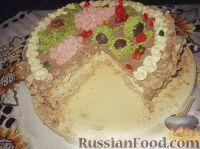 Фото приготовления рецепта: Киевский торт - шаг №1