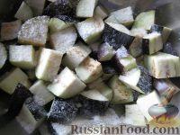 Фото приготовления рецепта: Рагу из баклажанов постное - шаг №2