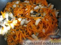 Фото приготовления рецепта: Рагу из баклажанов постное - шаг №5