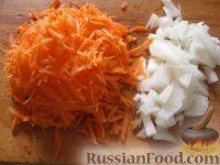 Фото приготовления рецепта: Рагу из баклажанов постное - шаг №4