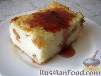 Фото к рецепту: Пудинг рисовый