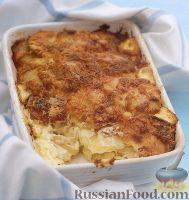 Фото к рецепту: Картофель дофине