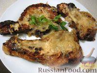 Фото к рецепту: Свинина «Боярская»