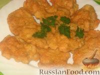 Фото к рецепту: Куриные рубленые биточки