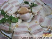 Фото к рецепту: Подчеревок, запеченный в духовке