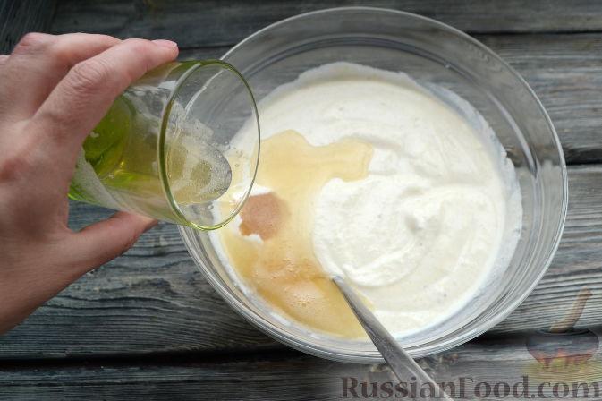 Фото приготовления рецепта: Творожные багеты - шаг №15