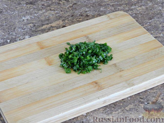 Фото приготовления рецепта: Литовский холодник из свеклы - шаг №6