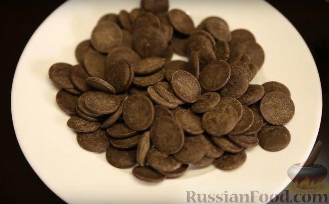 Фото приготовления рецепта: Клубника в шоколаде (четыре вкуса) - шаг №2