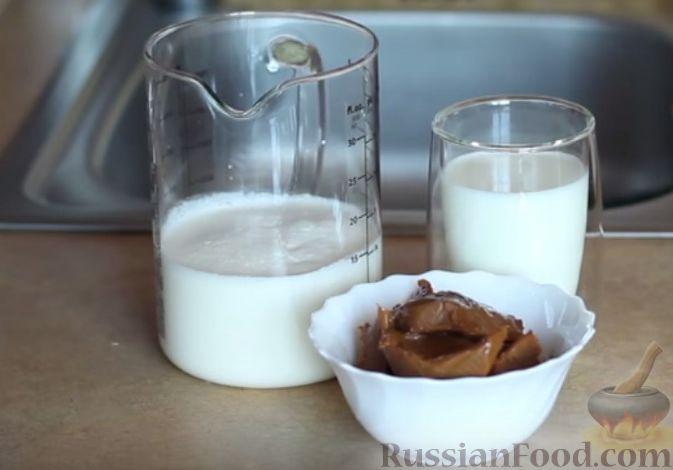 Фото приготовления рецепта: Щи из свежей капусты с пшеном и свининой - шаг №9
