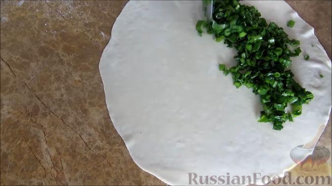 Фото приготовления рецепта: Гуляш с галушками - шаг №4