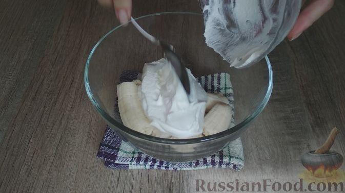 Фото приготовления рецепта: Домашние пирожные - шаг №7