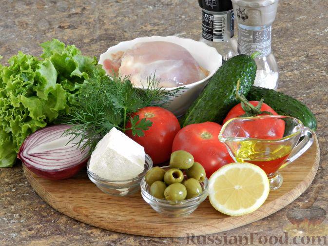 Фото приготовления рецепта: Щи с курицей и капустой - шаг №2