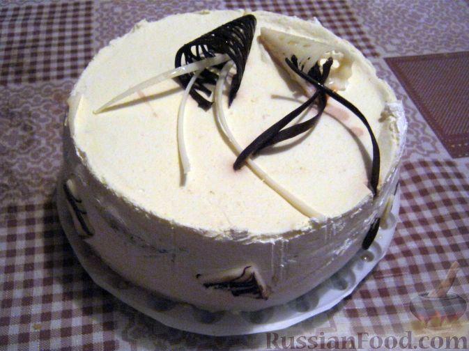Рецепт торта на день рождения мужу своими руками