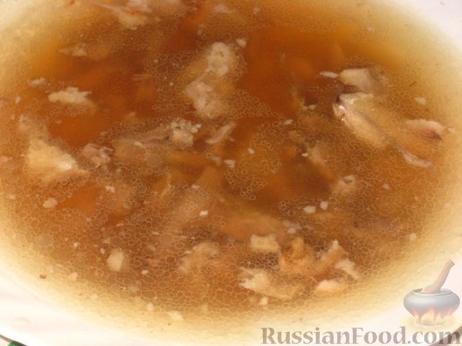 Рецепт Куриный студень