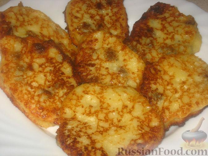 Фото приготовления рецепта: Закуска из творога, с твёрдым сыром, фетой, орехами и гранатом - шаг №16