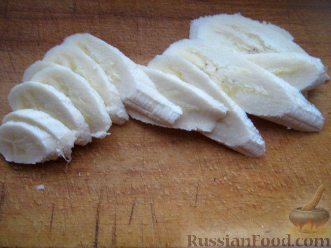 рецепты пирогов в духовке с бананами