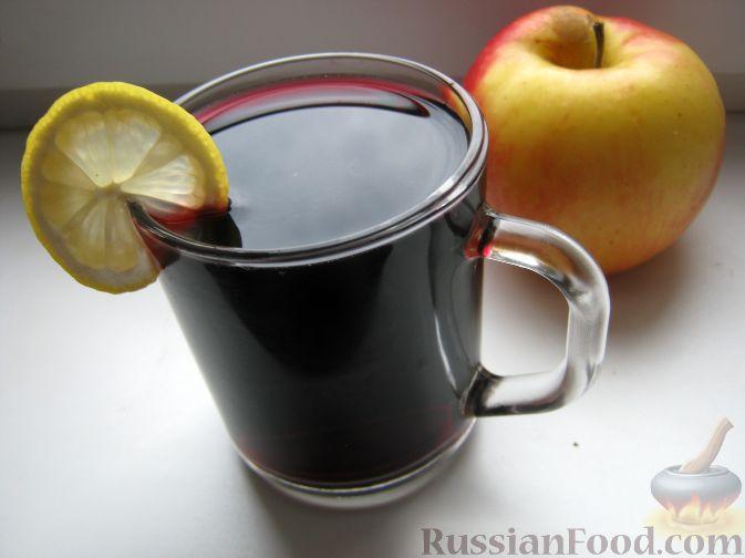 Рецепт Глинтвейн согревающий
