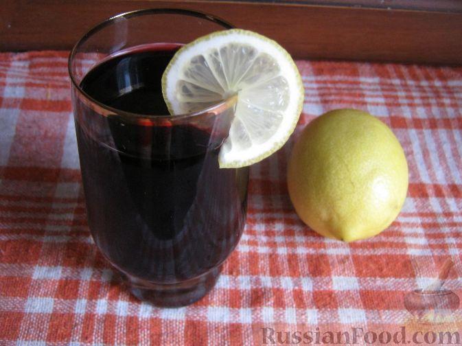 Рецепт Глинтвейн Каролина