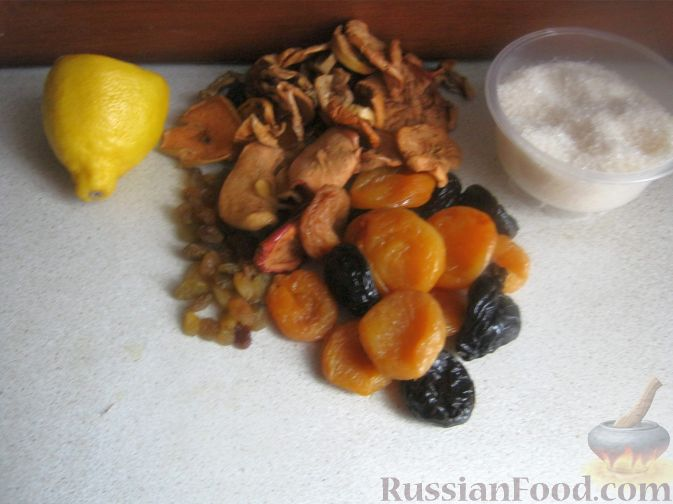 Компот из сухофруктов рецепт приготовления для кормящих мам