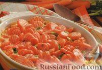 Фото к рецепту: Морковь, запеченная с сыром