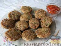 Фото к рецепту: Гречневые котлеты с грибами