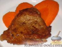 Фото к рецепту: Свиная отбивная в соевом соусе
