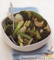 Фото к рецепту: Овощи, жаренные по-китайски