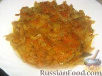 Фото к рецепту: Начинка из свежей капусты для пирогов и пирожков