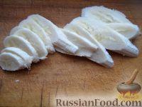 Рецепт: Пирог с бананами на