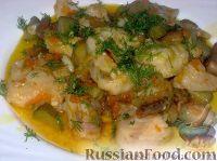 Фото к рецепту: Рыбное азу