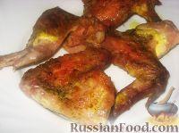 """Фото к рецепту: Крылышки из духовки """"Лимончелло"""""""