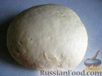 Фото к рецепту: Бездрожжевое тесто